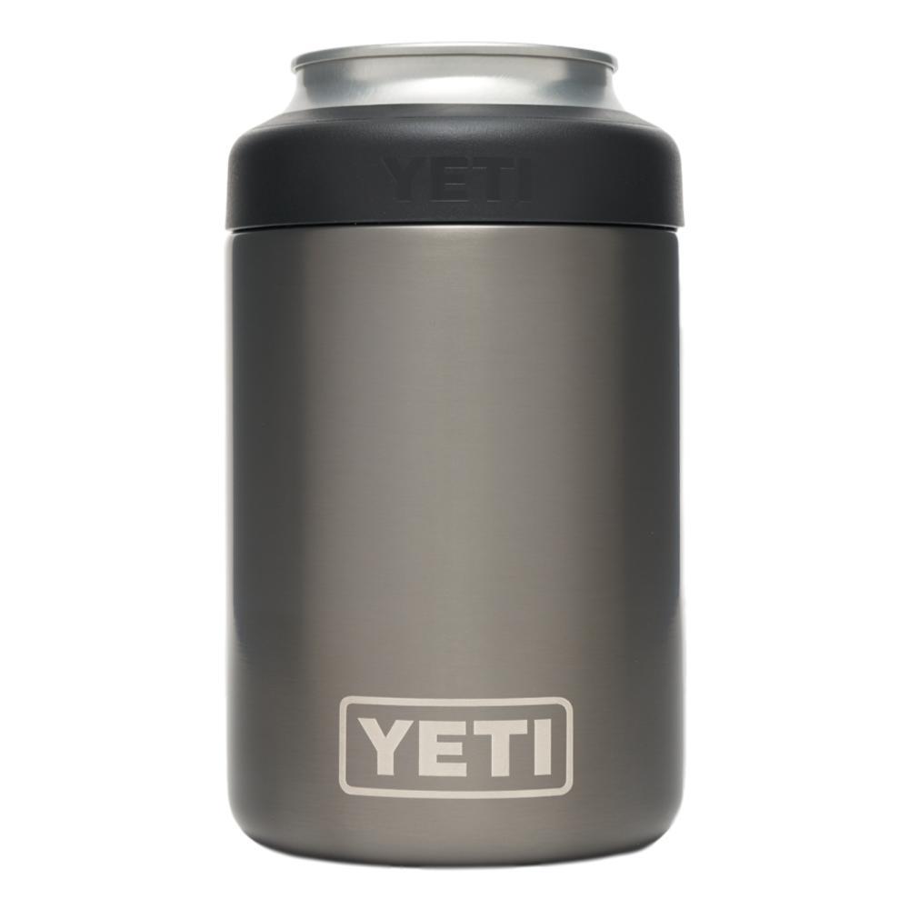 YETI Rambler 12oz Colster 2.0 Can Insulator GRAPHITE_PVD