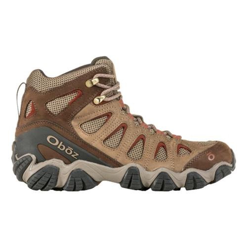 Oboz Men's Sawtooth II Mid Hiking Boots Brin.Brwn