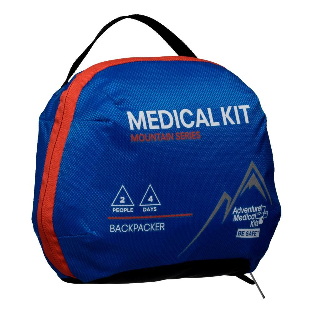 Adventure Medical Kits Mountain Backpacker Medical Kit BLUE