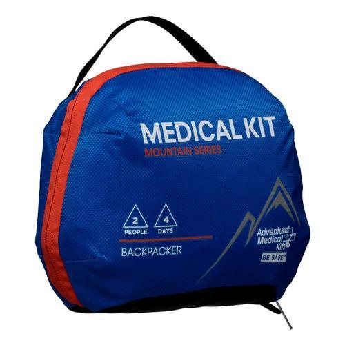 Adventure Medical Kits Mountain Backpacker Medical Kit Blue