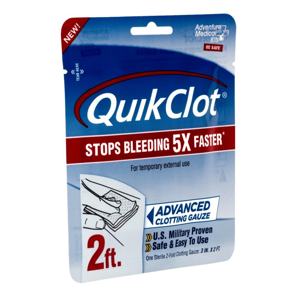 Adventure Medical Kits Quickclot Gauze 3in X 2ft