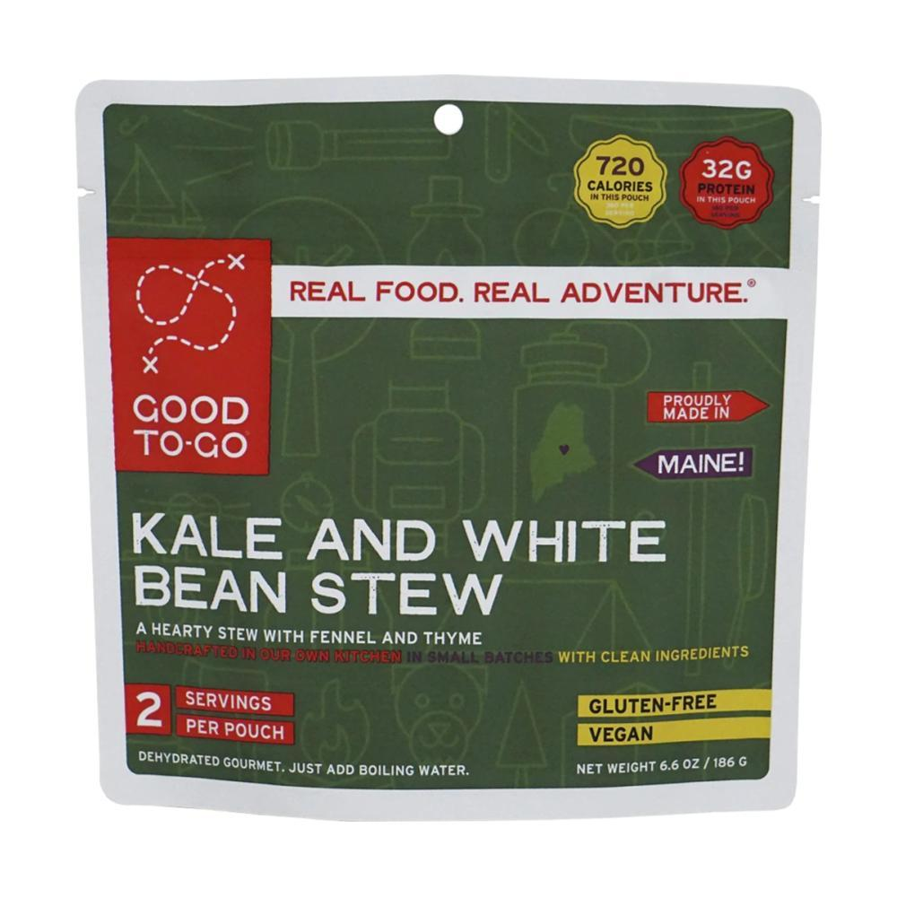 Good To- Go Kale And White Bean Stew