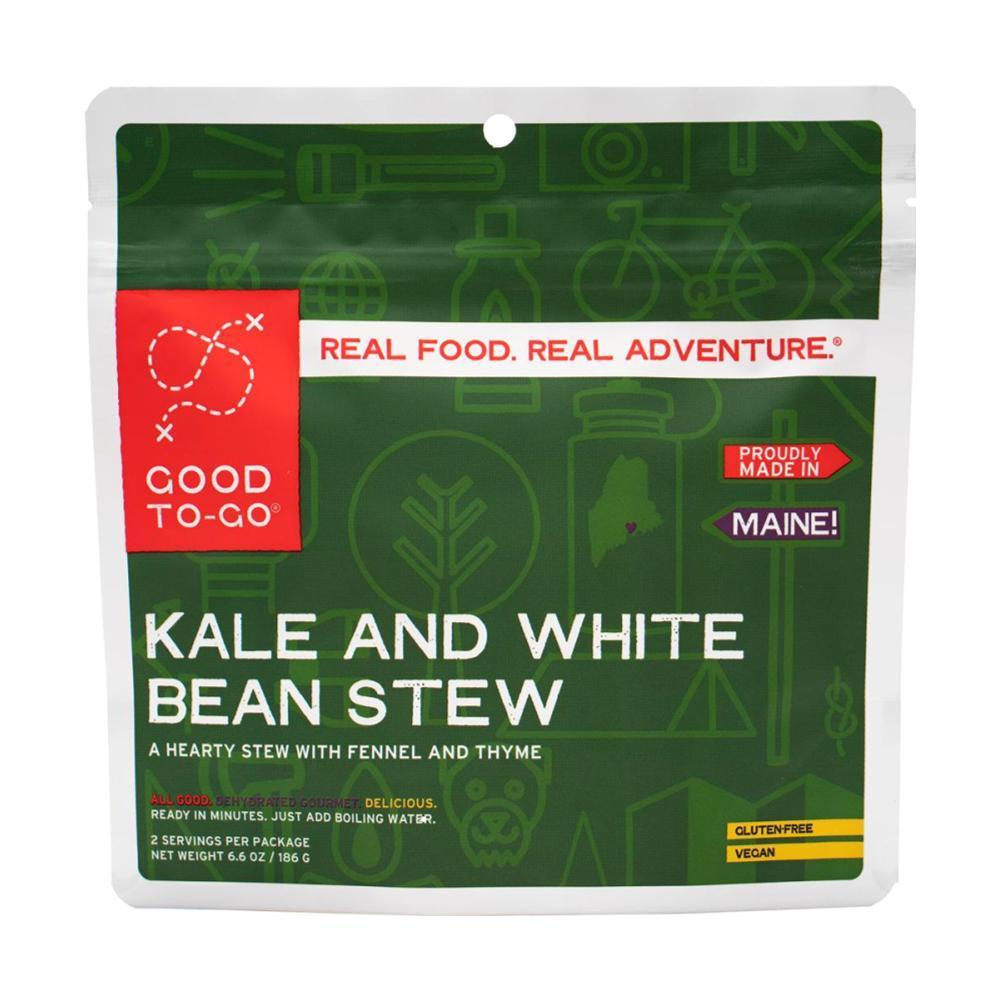 Good To-Go Kale and White Bean Stew _