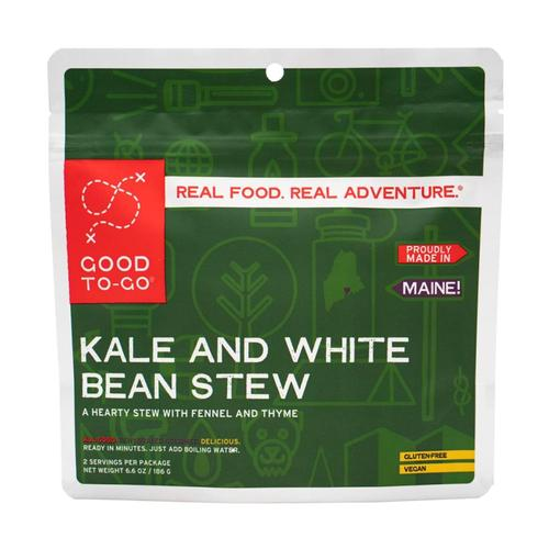 Good To-Go Kale and White Bean Stew _