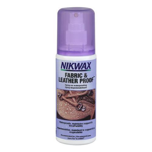 Nikwax Fabric & Leather Proof Sponge-on Waterproofing