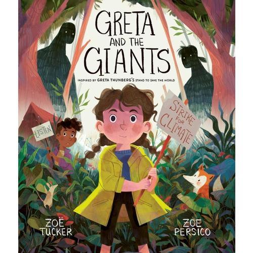 Greta and the Giants by Zoe Tucker .