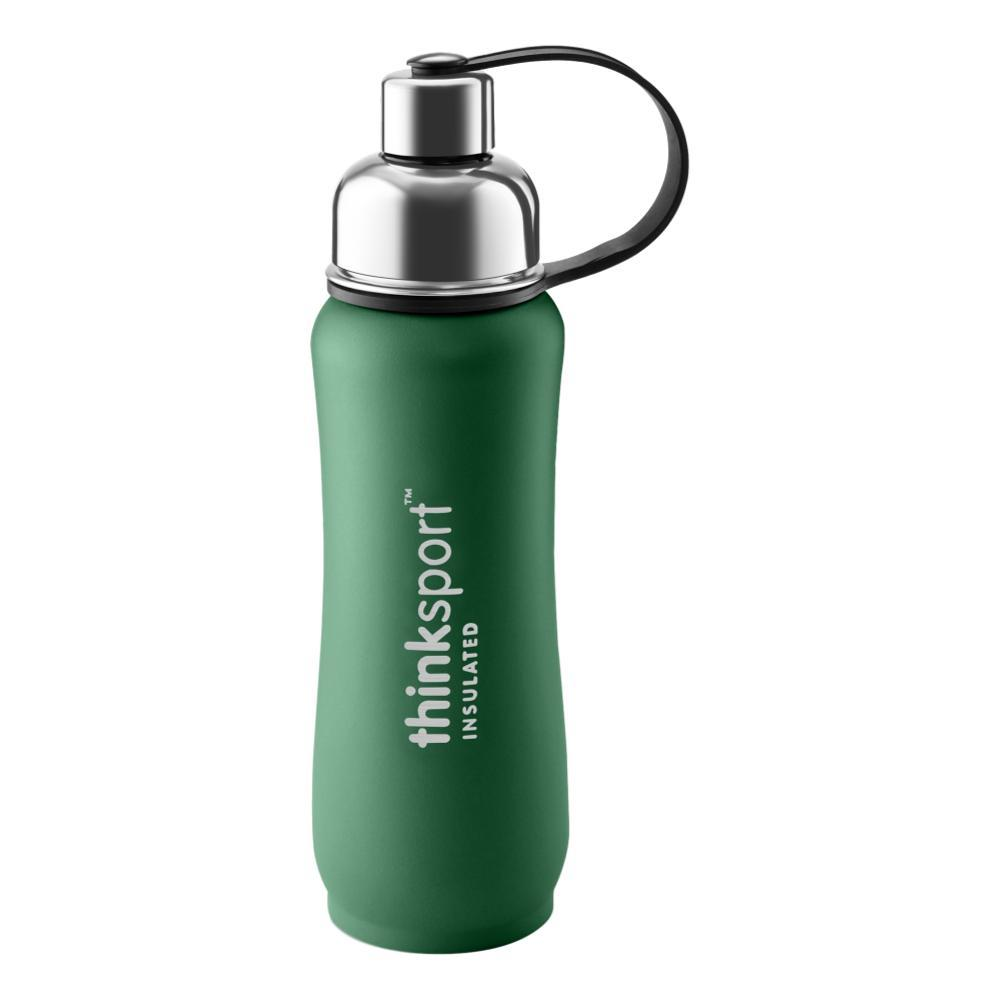 Thinksport Insulated Sports Bottle - 17oz GREEN