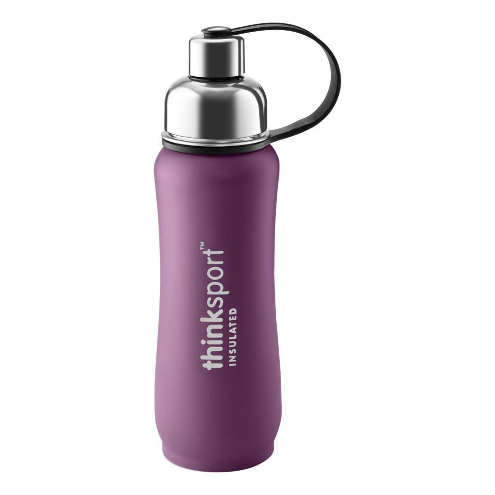 Thinksport Insulated Sports Bottle - 17oz PURPLE