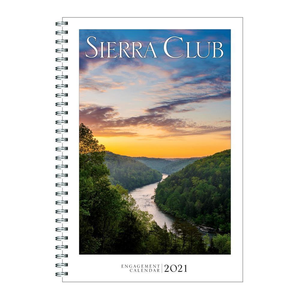 Sierra Club Engagement 2021 Calendar by the Sierra Club 2021