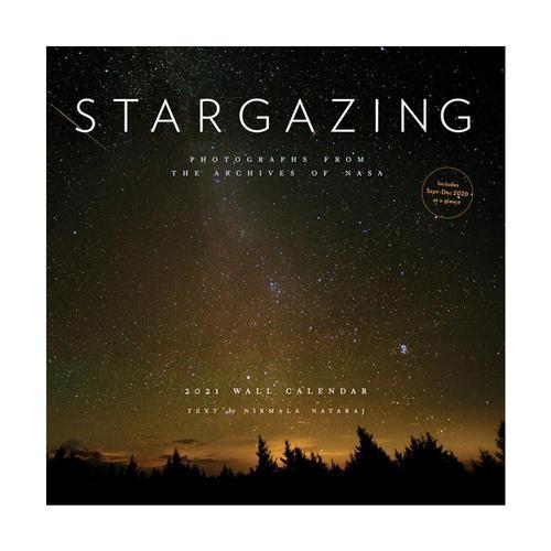 Stargazing 2021 Wall Calendar by NASA 2021