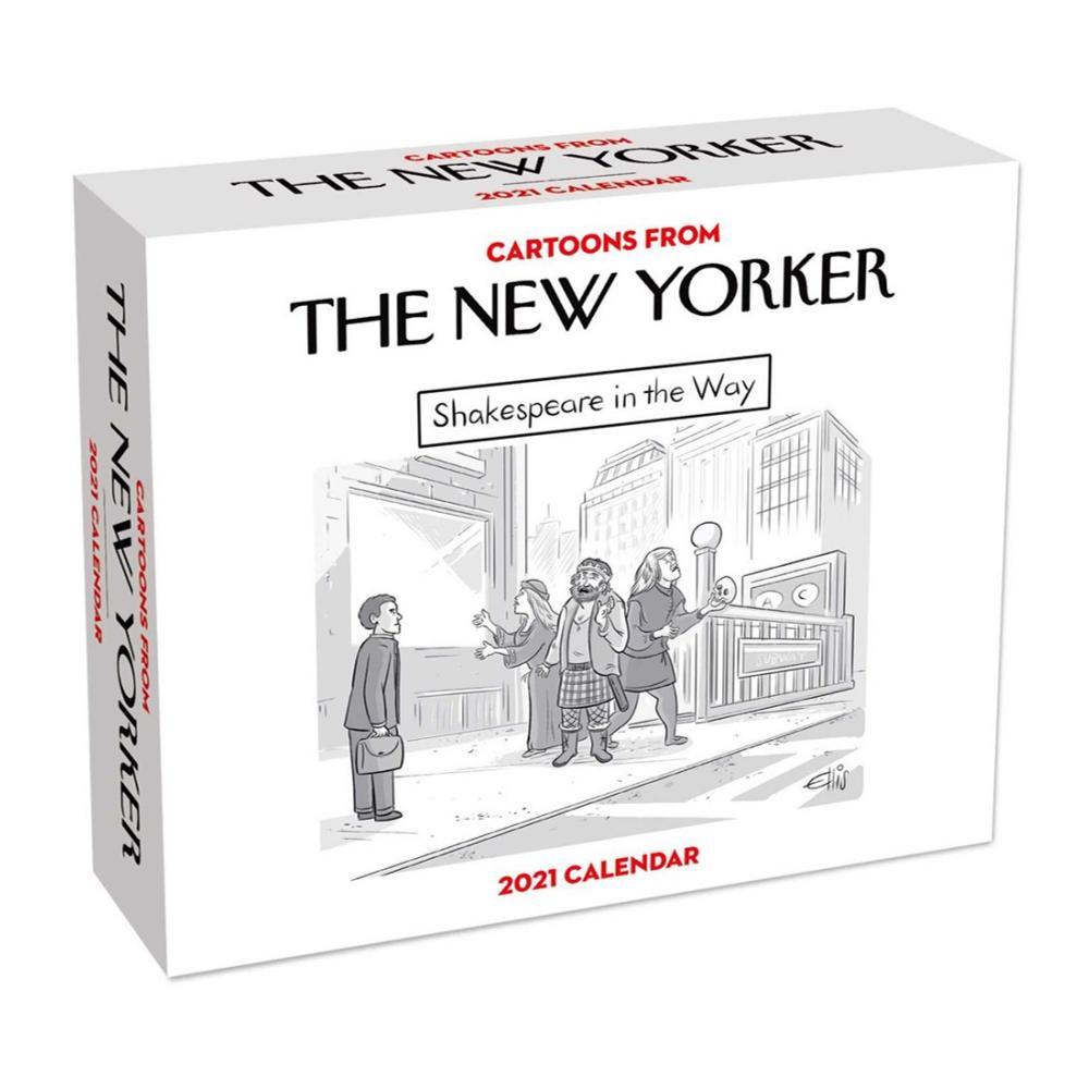 Cartoons from The New Yorker 2021 Day-to-Day Calendar by Conde Nast 2021