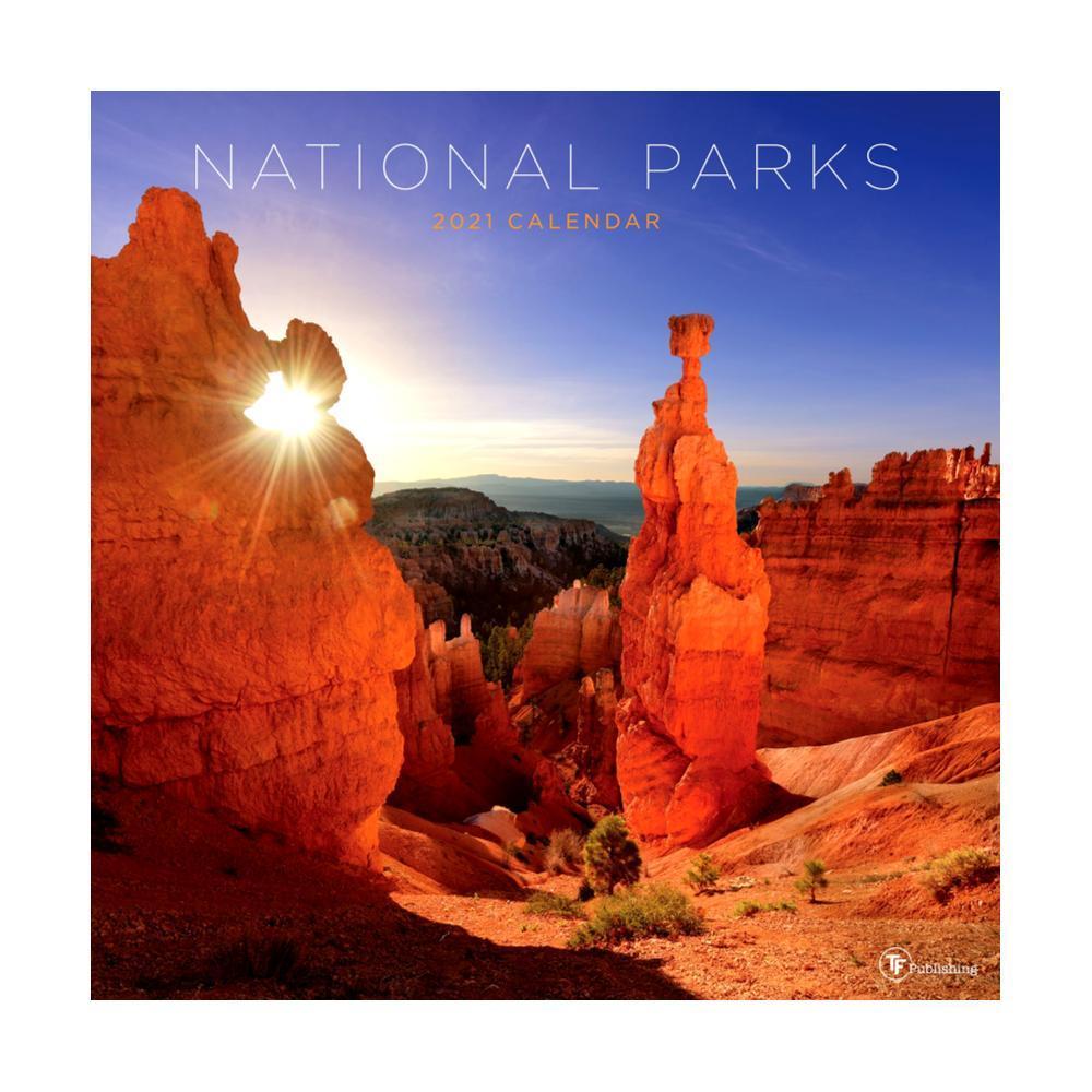 National Parks Wall Calendar 2021 2021