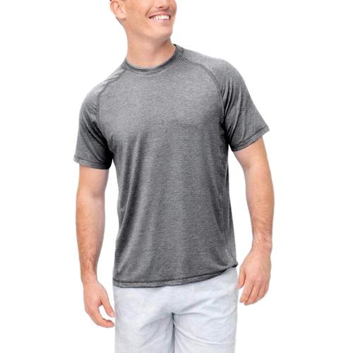tasc Men's Dynamic Tech T-Shirt Hthrgrey_59