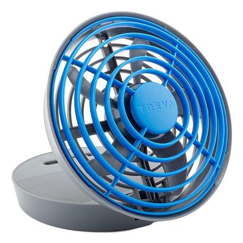Treva 5in Jet Fan Battery or USB Powered Dk.Blue
