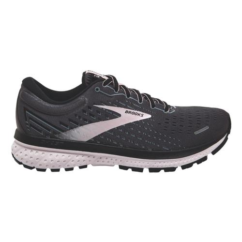 Brooks Women's Ghost 13 Running Shoes Blk.Prl.Vlt_062