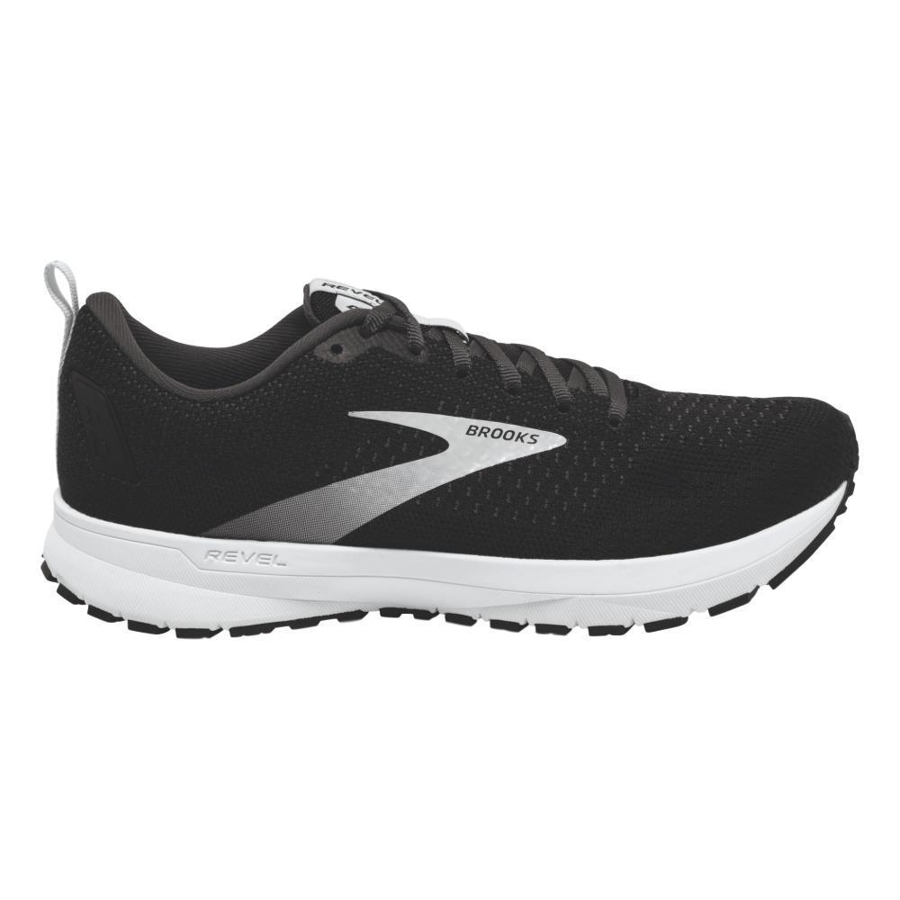 Brooks Women's Revel 4 Running Shoes BLK.OYST_063