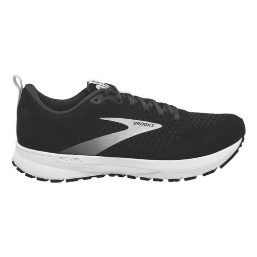 Brooks Women's Revel 4 Running Shoes Blk.Oyst_063