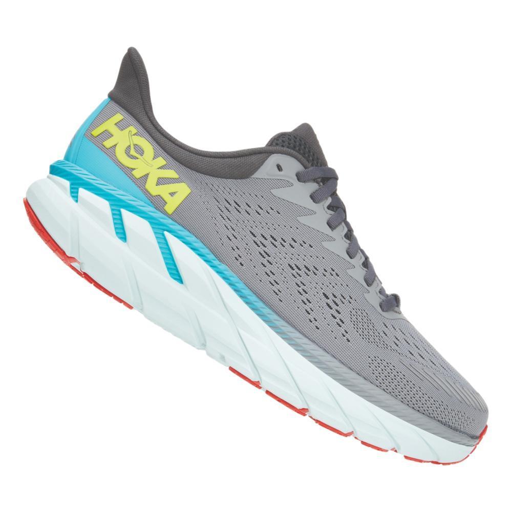 HOKA ONE ONE Men's Clifton 7 Running Shoes WDOV.DSHD_WDDS