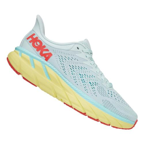 HOKA ONE ONE Women's Clifton 7 Running Shoes Mmst.Hcor_mmhc