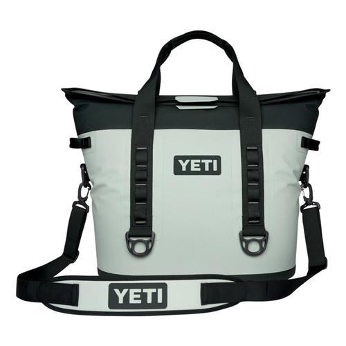 YETI Hopper M30 Soft Cooler Sgbrsh_green