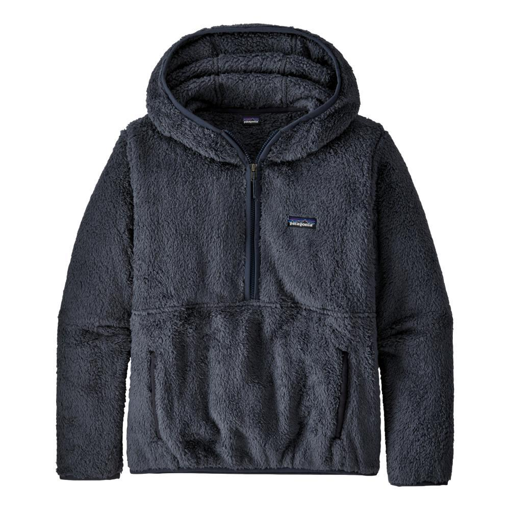 Patagonia Women's Los Gatos Hooded Fleece Pullover BLUE_SMBD