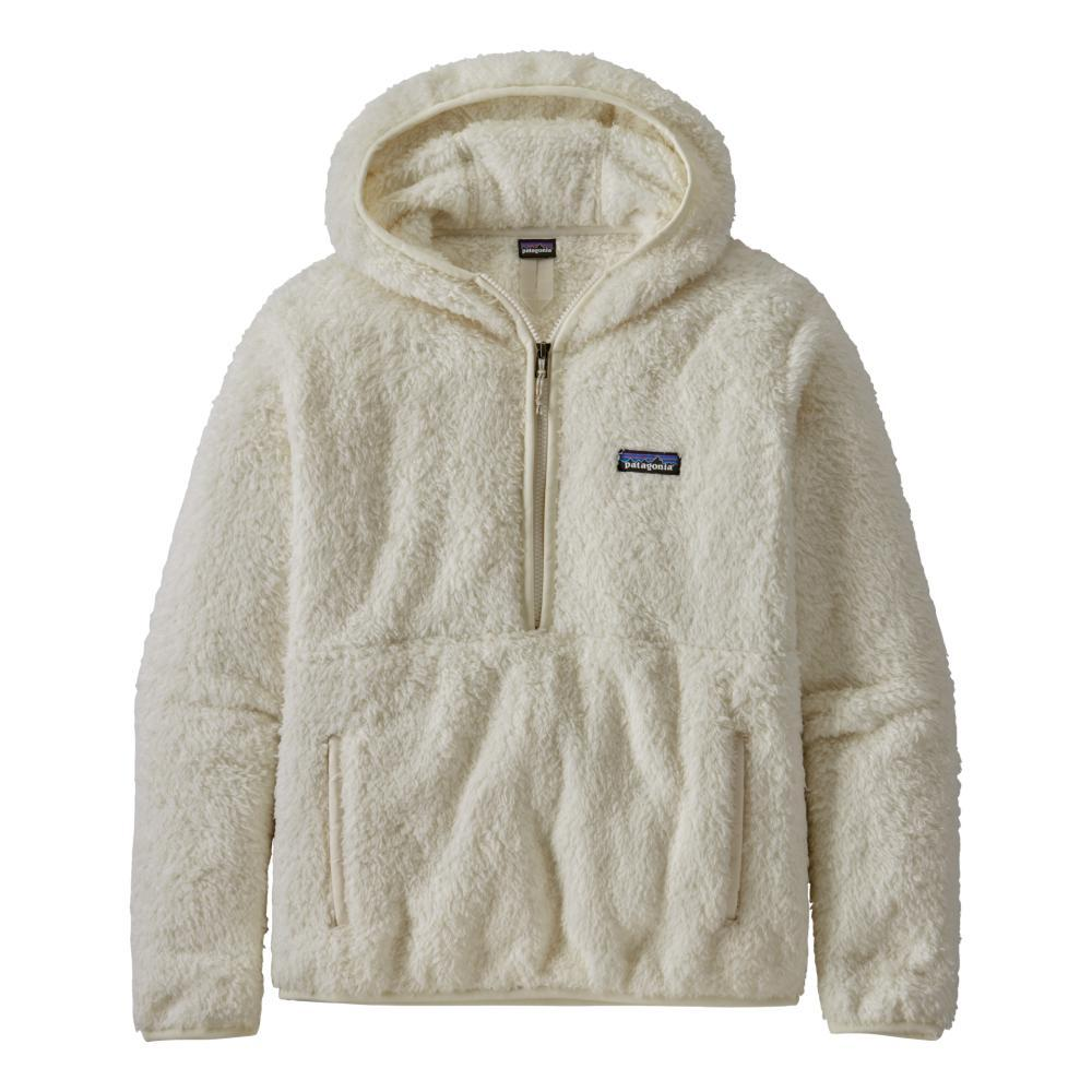 Patagonia Women's Los Gatos Hooded Fleece Pullover WHITE_BCW