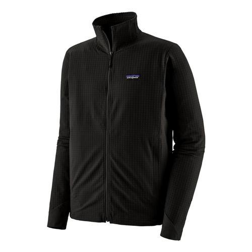 Patagonia Men's R1 TechFace Jacket Black_blk