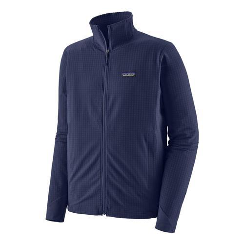Patagonia Men's R1 TechFace Jacket Navy_cny
