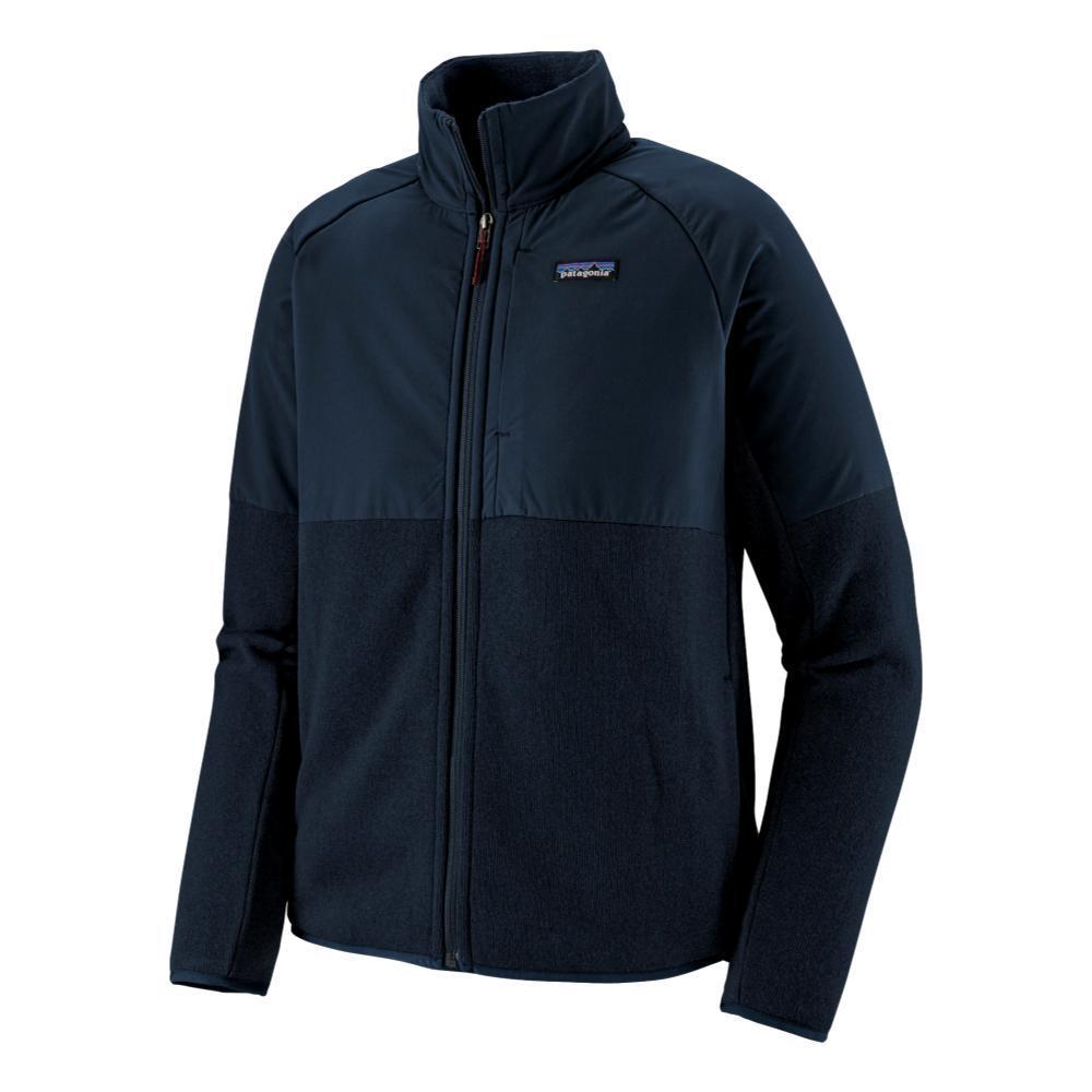Patagonia Men's Lightweight Better Sweater Shelled Fleece Jacket NAVY_NENA
