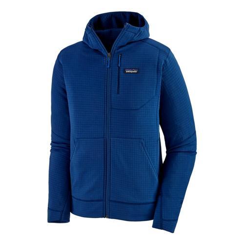 Patagonia Men's R1 Regulator Fleece Full-Zip Hoody Blu_sprb