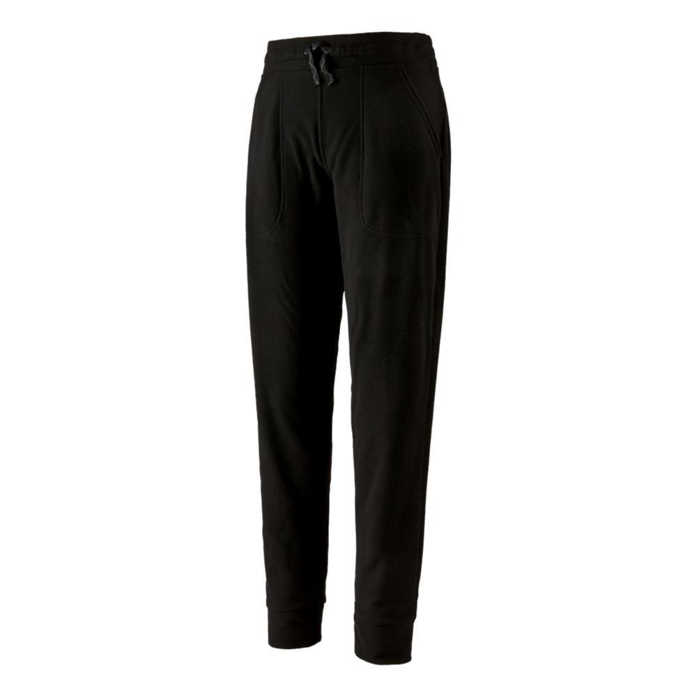 Patagonia Women's Snap-T Fleece Pants BLACK_BLK