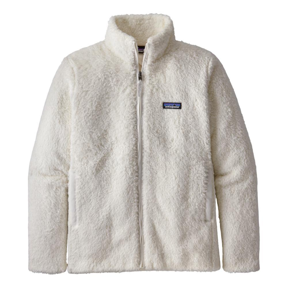 Patagonia Women's Los Gatos Fleece Jacket WHITE_BCW