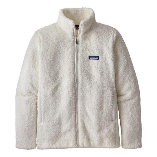 Patagonia Women's Los Gatos Fleece Jacket White_bcw
