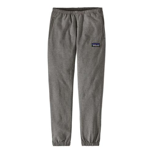 Patagonia Men's P-6 Big Label Uprisal Sweatpants Gravel_glh