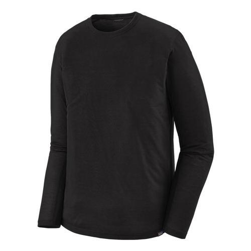 Patagonia Men's Long-Sleeved Capilene Cool Trail Shirt Black_blk