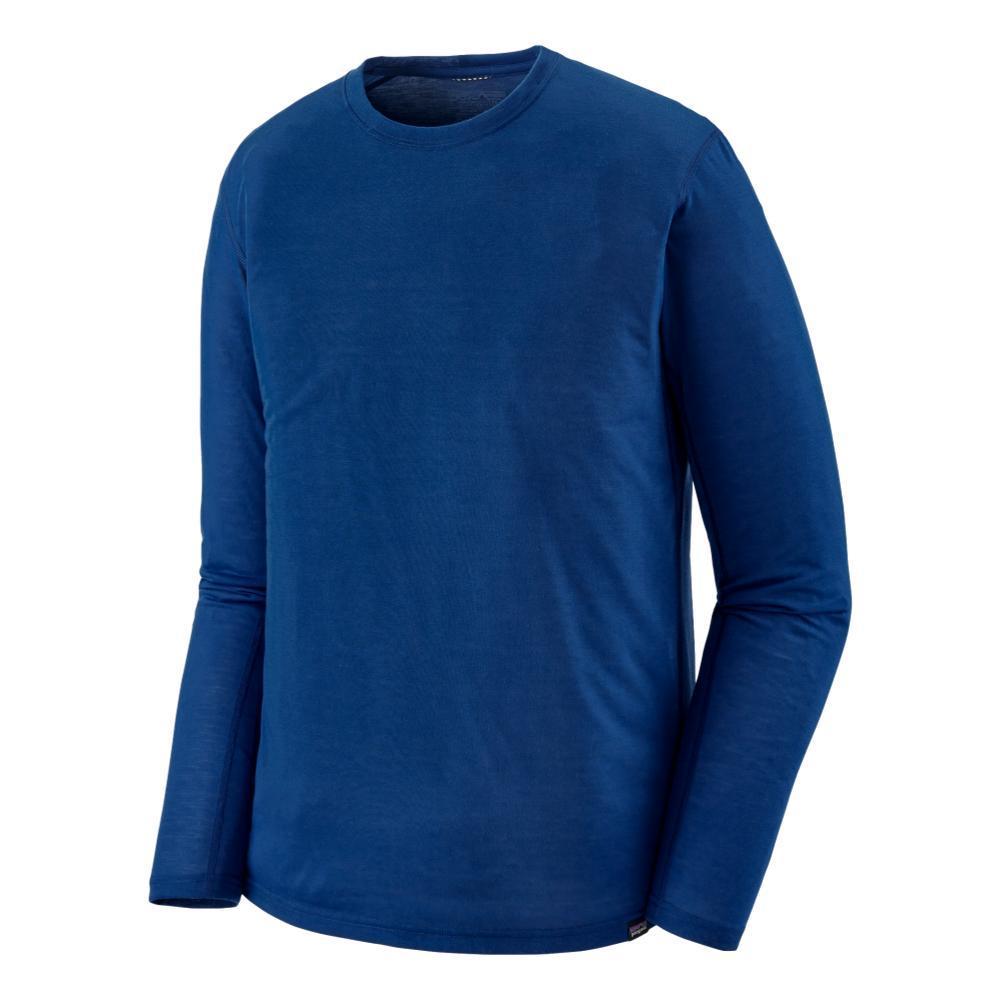 Patagonia Men's Long-Sleeved Capilene Cool Trail Shirt BLUE_SPRB