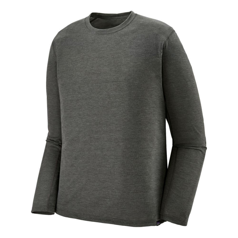 Patagonia Men's Long-Sleeved Capilene Cool Trail Shirt GREY_FGE