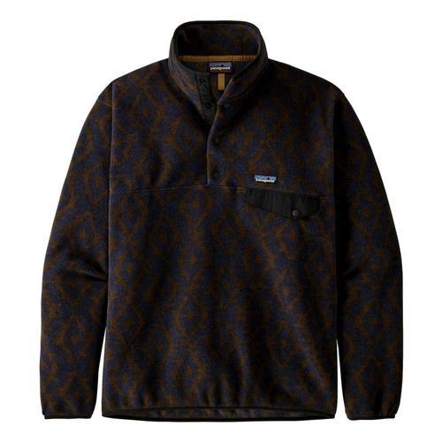 Patagonia Men's Lightweight Synchilla Snap-T Fleece Pullover Mavy_fsny