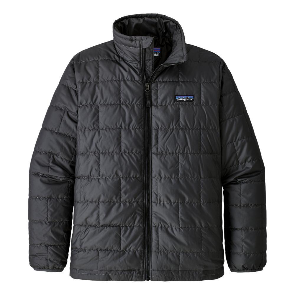 Patagonia Boys Nano Puff Jacket FGGREY_FGIB