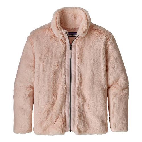 Patagonia Girls Lunar Frost Jacket Pink_prpi