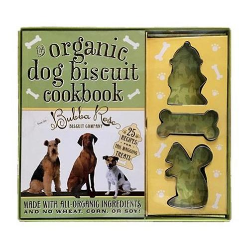 The Organic Dog Biscuit Kit by Jessica Disbrow Talley .