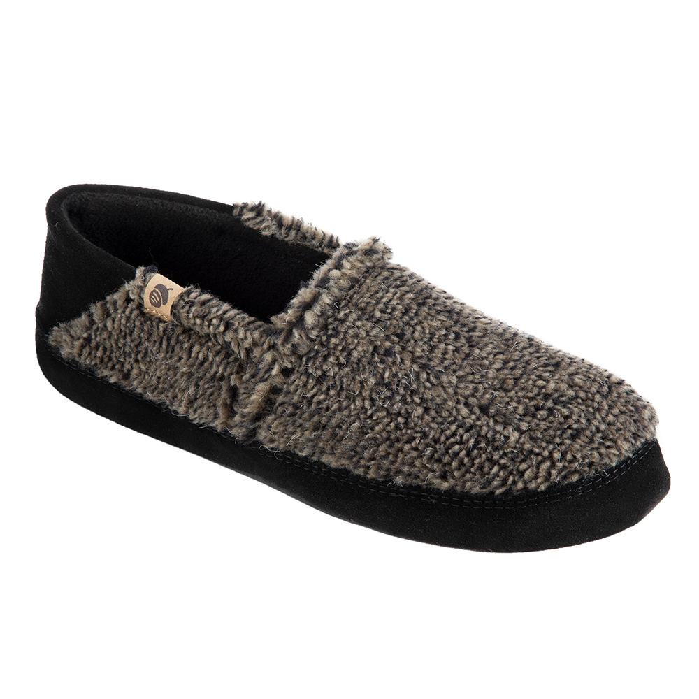Acorn Men's Moc II with Collapsible Heel Slippers EARTHTEX