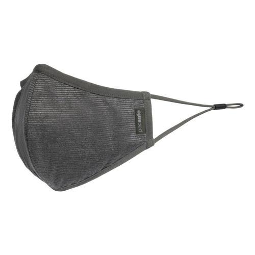 Pacsafe Protective & Reusable Silver ion Face Mask Silver_707
