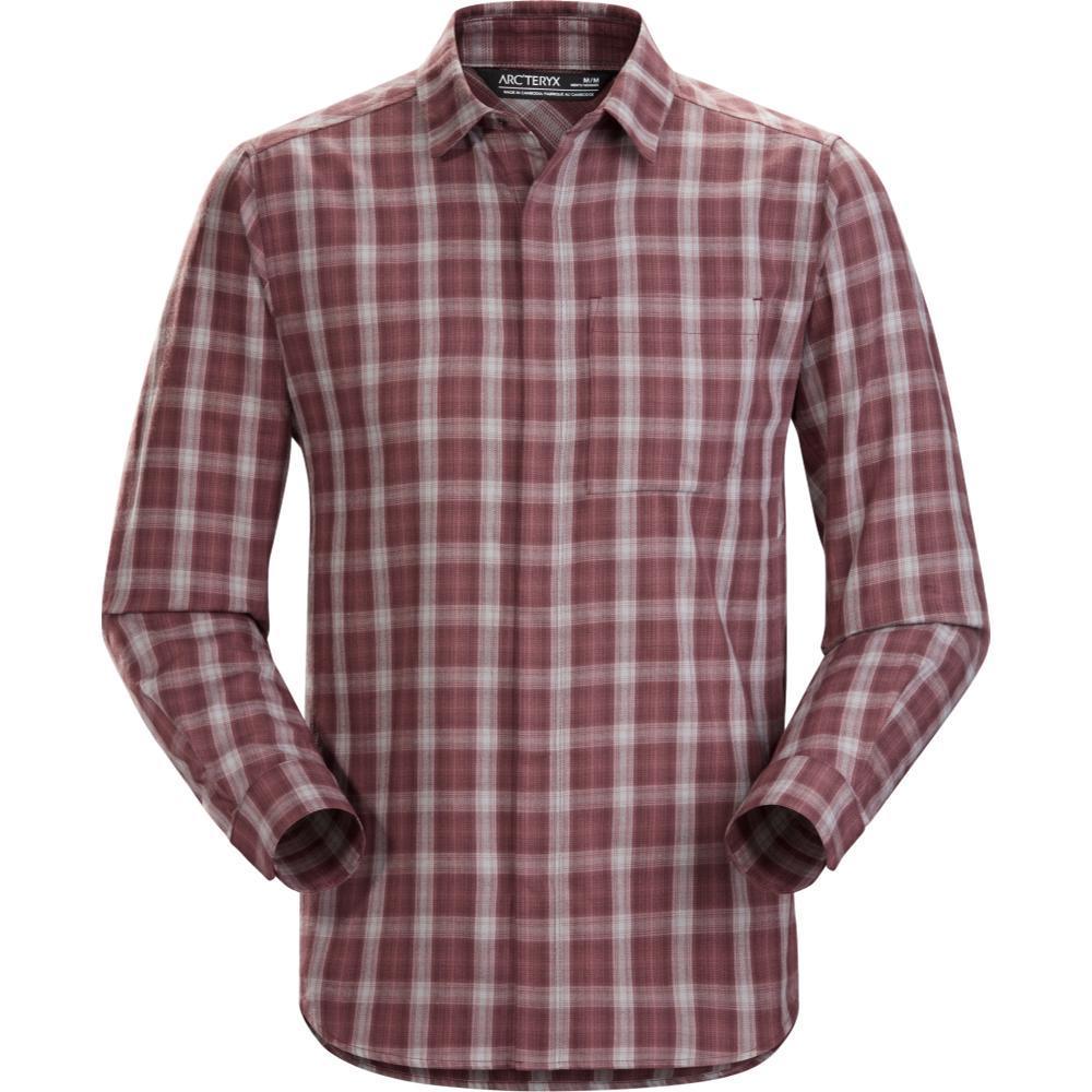 Arc'teryx Men's Bernal Shirt LS KUIPER