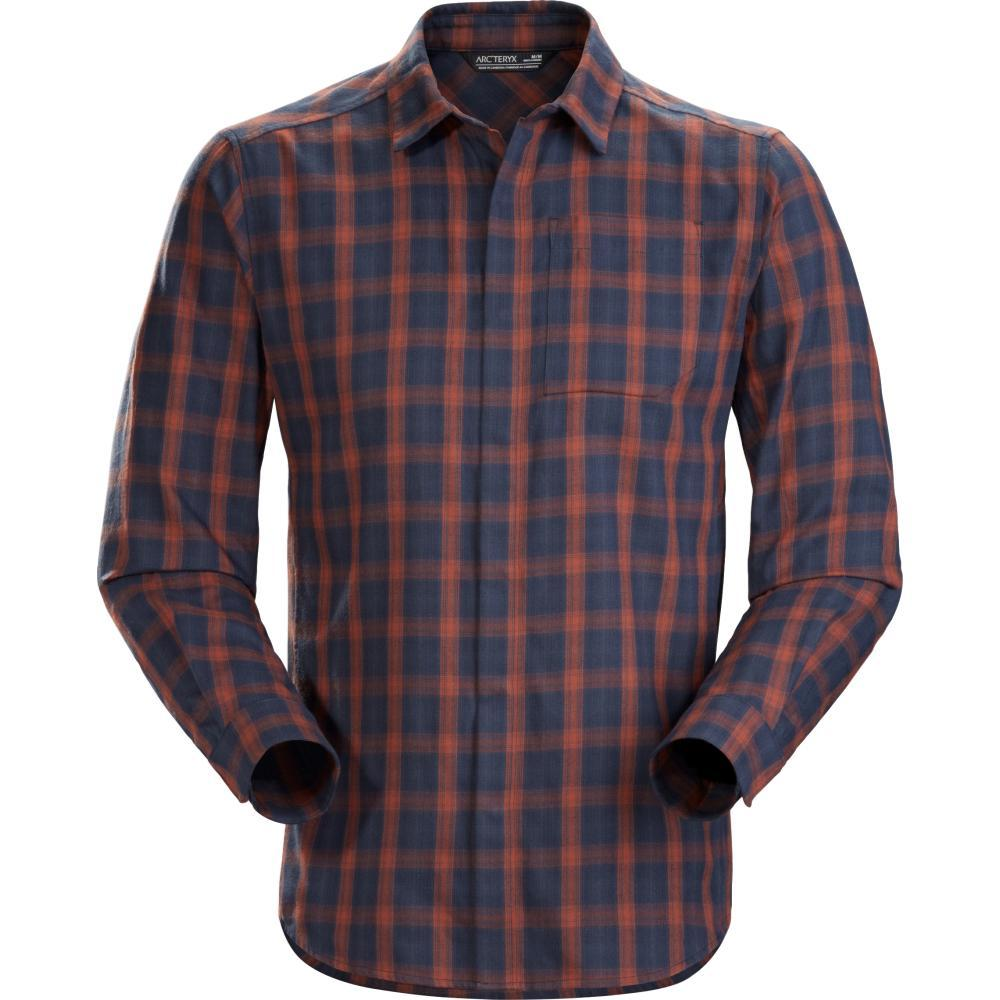 Arc'teryx Men's Bernal Shirt LS SUBASTRAL