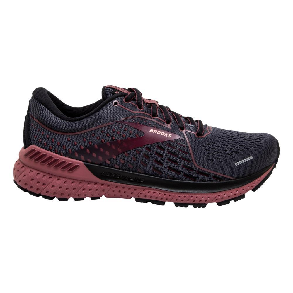 Brooks Women's Adrenaline GTS 21 Road Running Shoes BLK.BPL.NCT_050