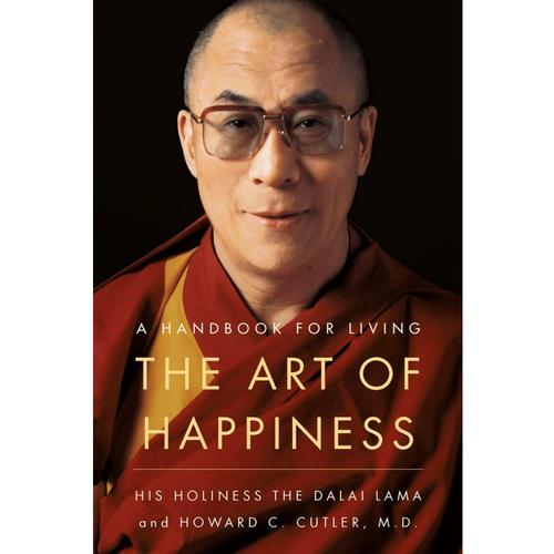 The Art of Happiness by Dalai Lama .