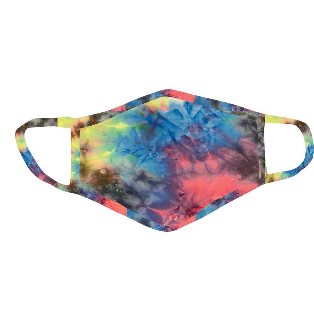 Tweenstyle Kids Face Mask - Tie Dye AQUANEON