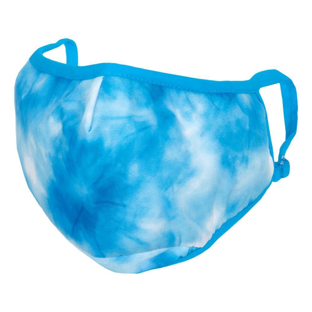 Iscream Kids Sky Blue Tie Dye Face Mask SKYBLUETIEDYE