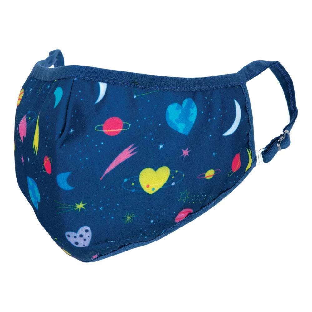 Iscream Kids Heart and Space Face Mask HEARTSPACE
